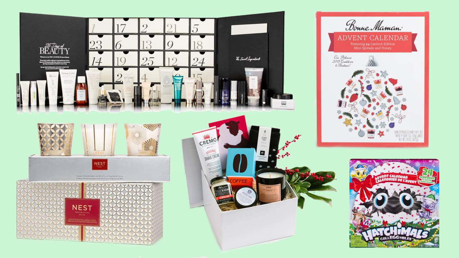 50fe455676073 Holiday Gift Sets and Advent Calendars To Buy (For Yourself)