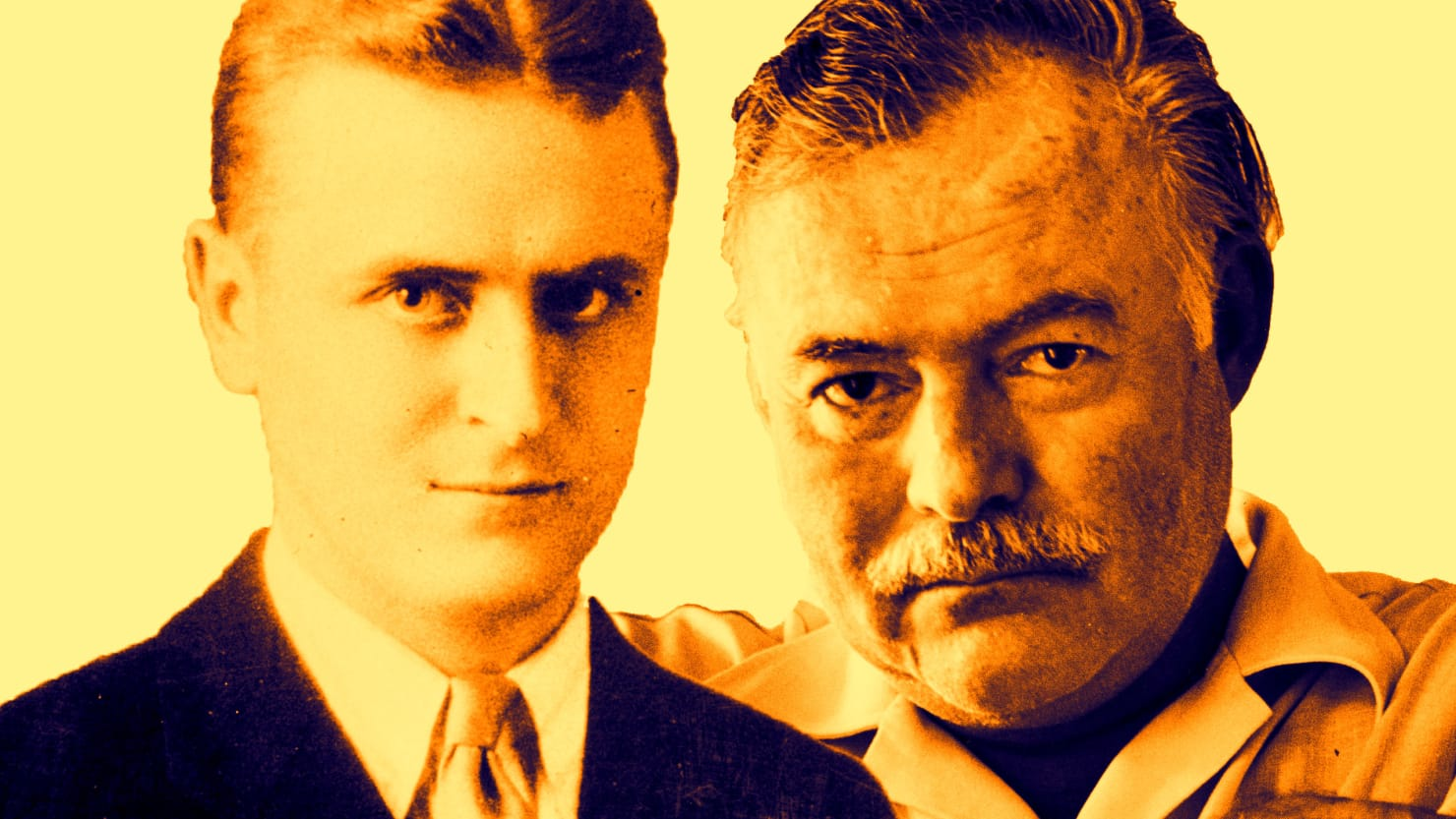 The Cocktail that Brought Ernest Hemingway & F. Scott Fitzgerald Together