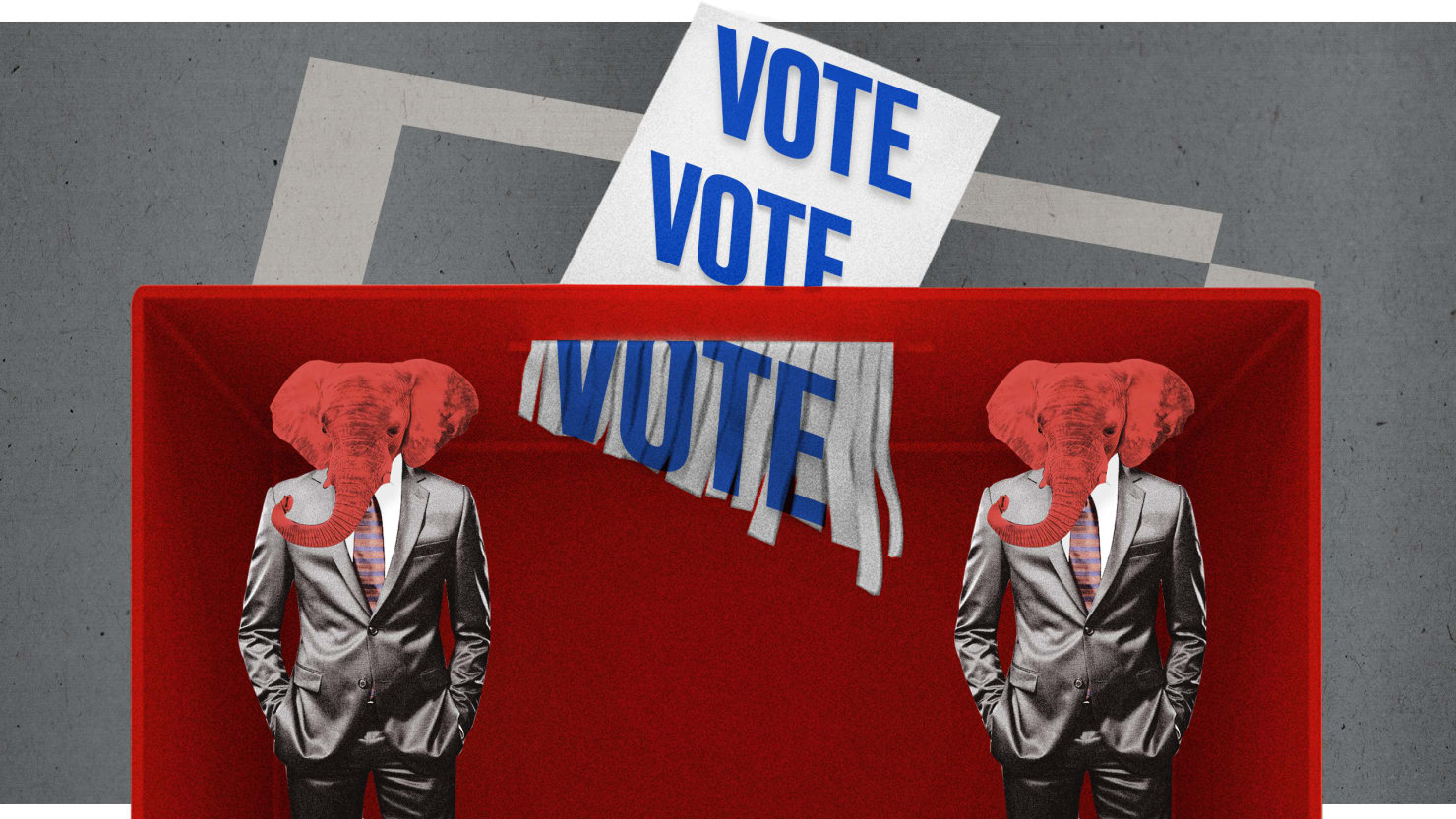 Republicans Have a Secret Weapon in the Midterms: Voter Suppression