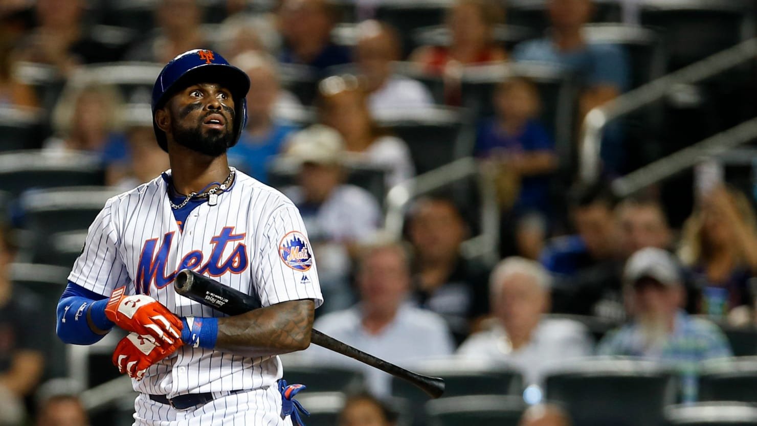 Alleged Domestic Abuser Jose Reyes Gets Most Votes for MLB 'Man of the Year' Award