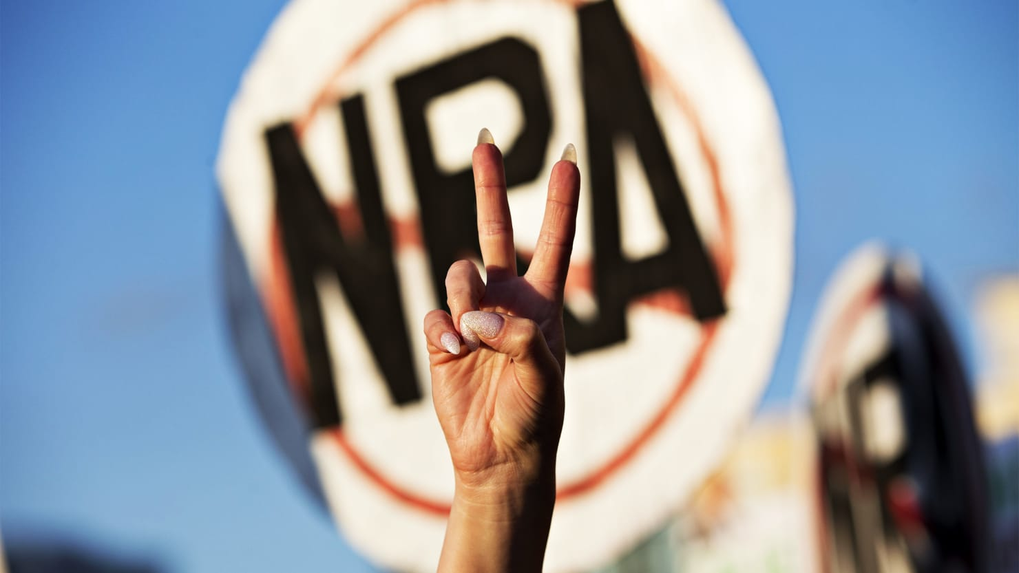 The NRA's 'A' Rating Loses Its Luster for GOP Candidates