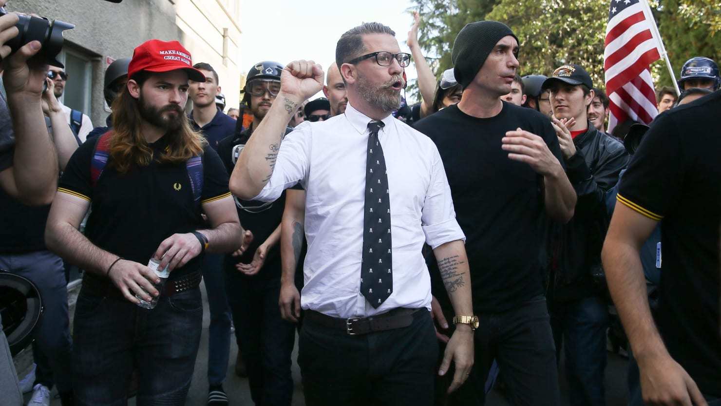 Republicans Are Adopting the Proud Boys