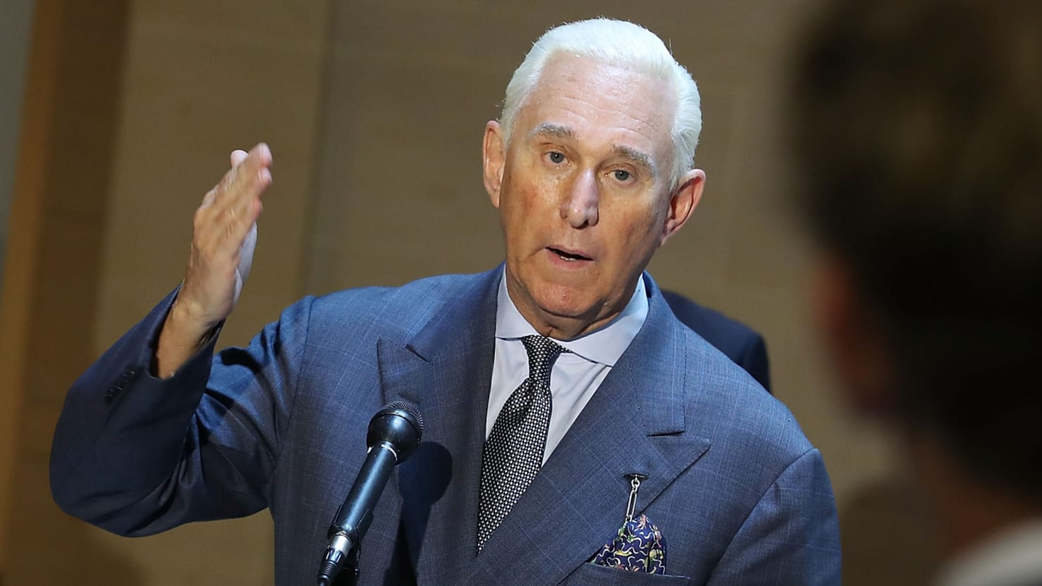 Report: Mueller's Office Questioning Paul Manafort About Roger Stone