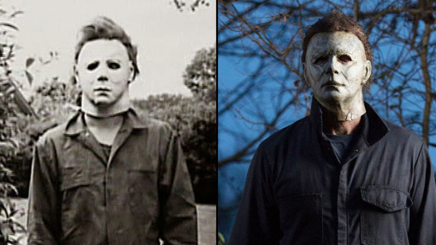 michael myers on michael myers: a 'halloween' legend on handing off