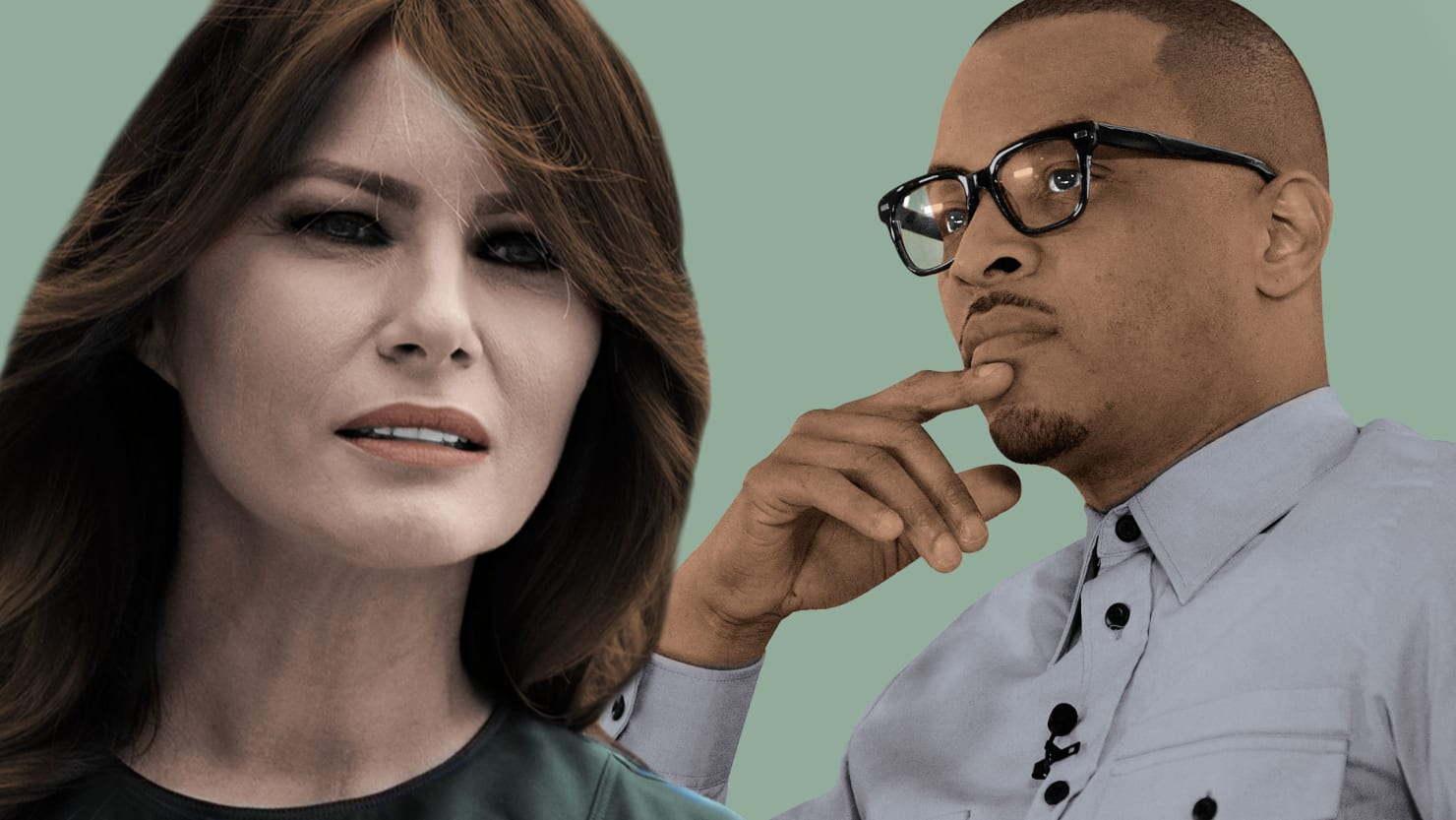 T.I.'s Video of 'Melania' Stripping in the Oval Office Is Nothing Compared to Trump