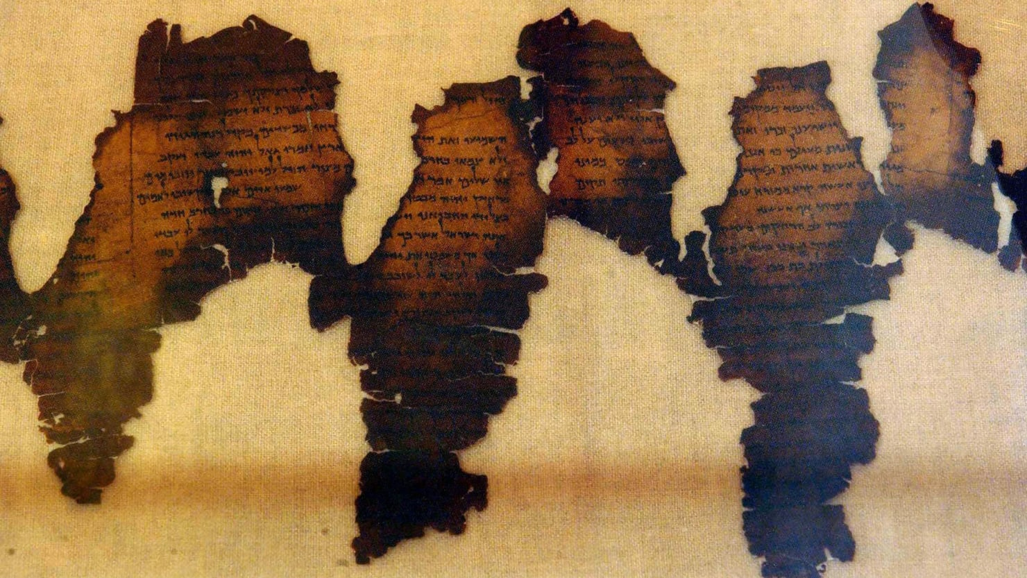 Bible Museum Dead Sea Scrolls are frauds