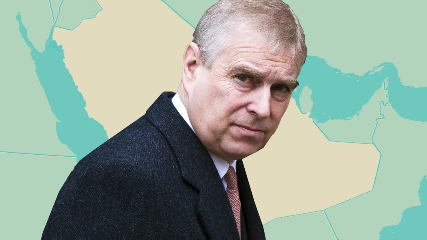 Prince Andrew Picks The Worst Moment To Cozy Up To Saudi Arabia