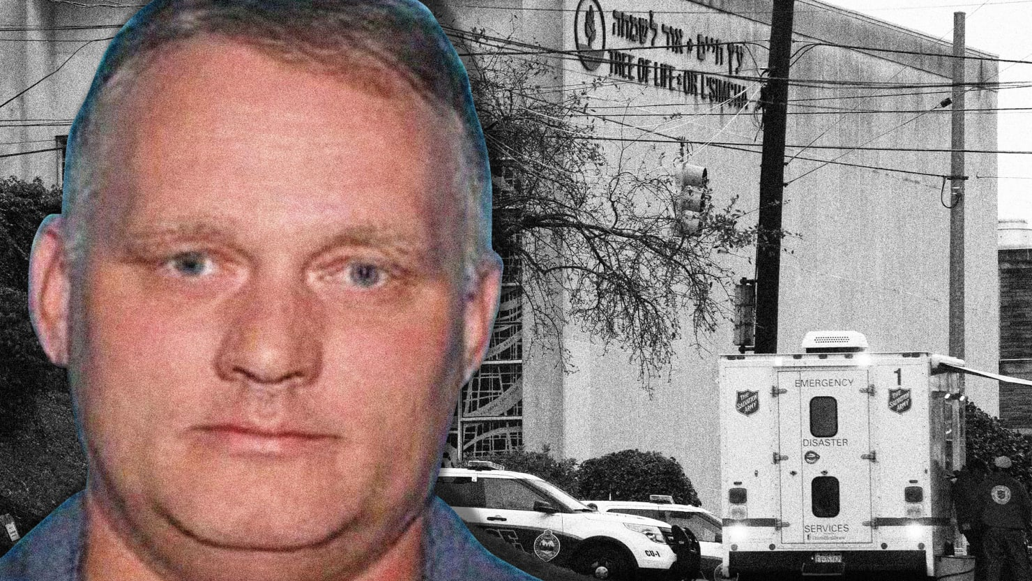 Pittsburgh Synagogue Suspect Robert Bowers Hated Trump For