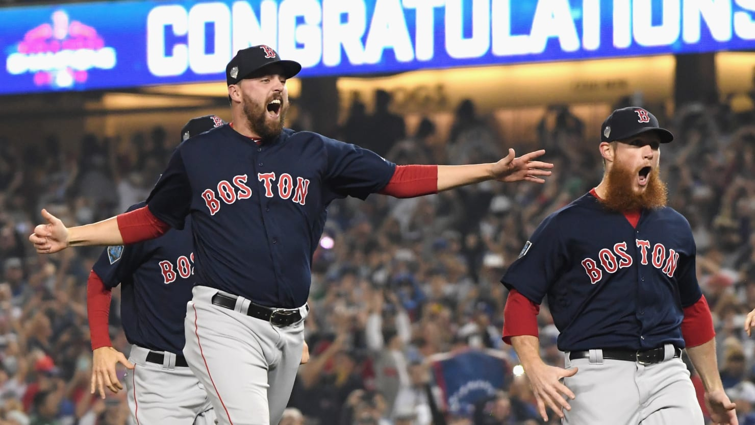 Red Sox Twitter Account Trolls Haters After World Series Win