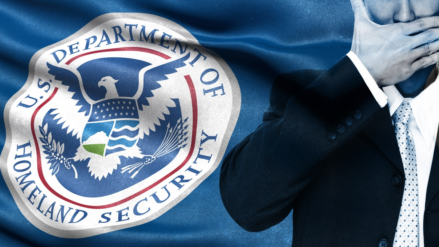 agencies that make up the department of homeland security