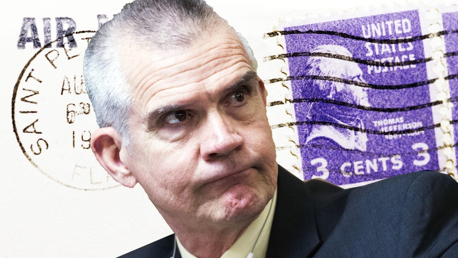 Unmarked Mailers Seek to Secretly Kneecap GOP Turnout