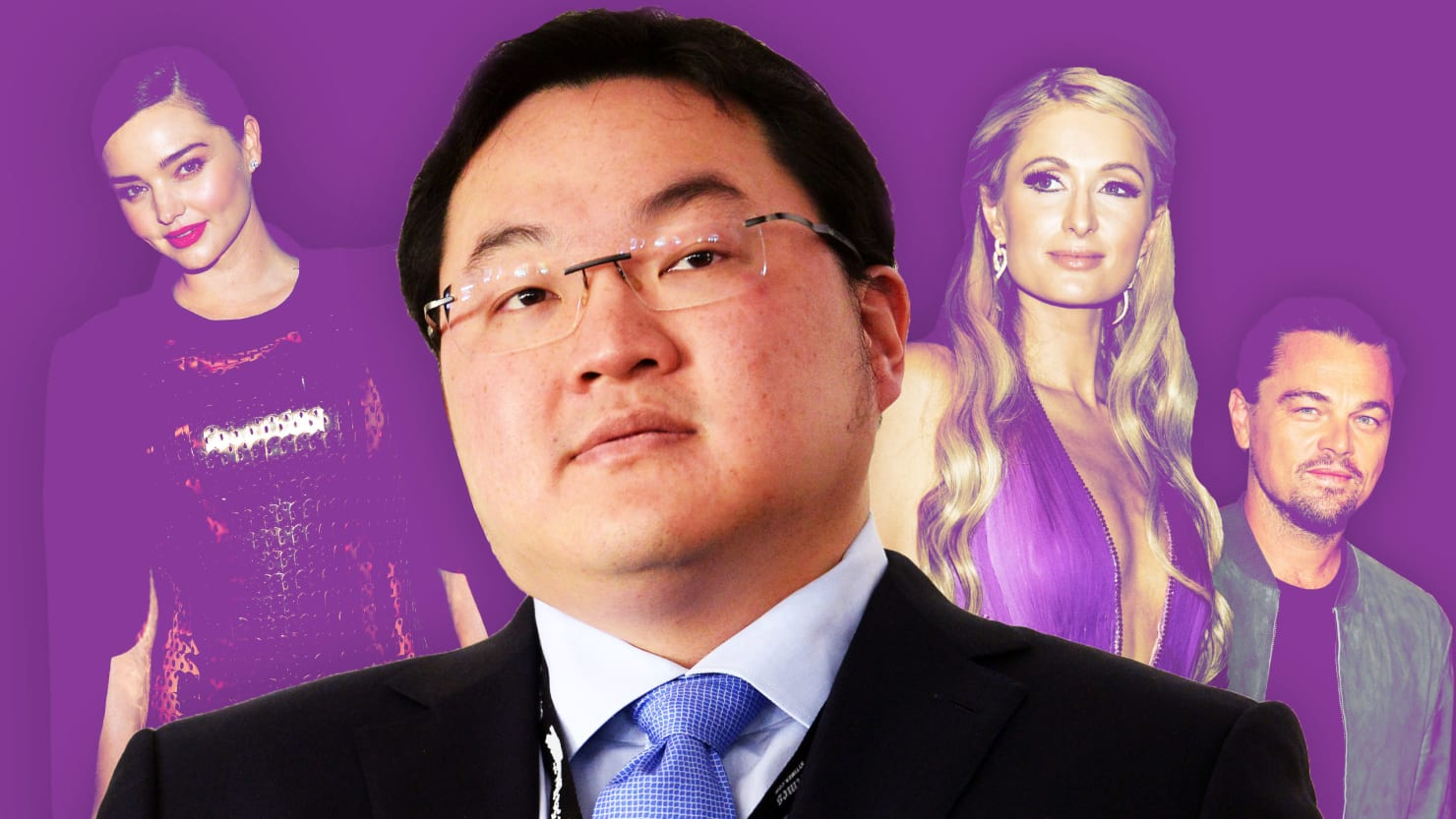 Malaysian Playboy Jho Low's Insane, Celebrity-Heavy Lifestyle Fueled by Stolen Billions, Feds Say