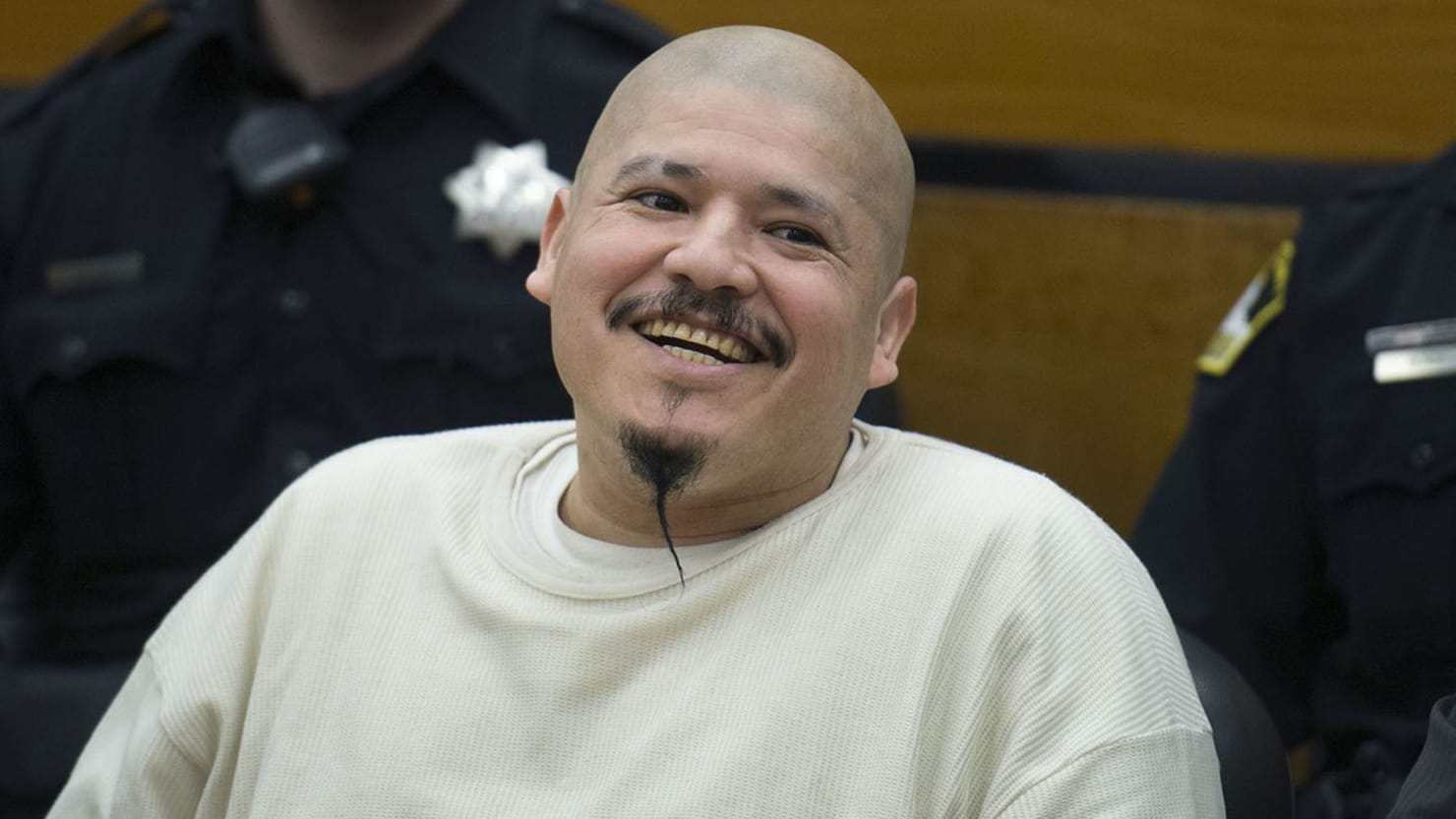 Luis Bracamontes, Cop-Killer in Trump's Twitter Video, Actually Came Back to U.S. Under Bush