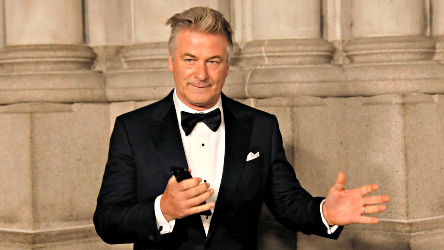 Alec Baldwin Arrested for Allegedly Punching Man Over Parking Space