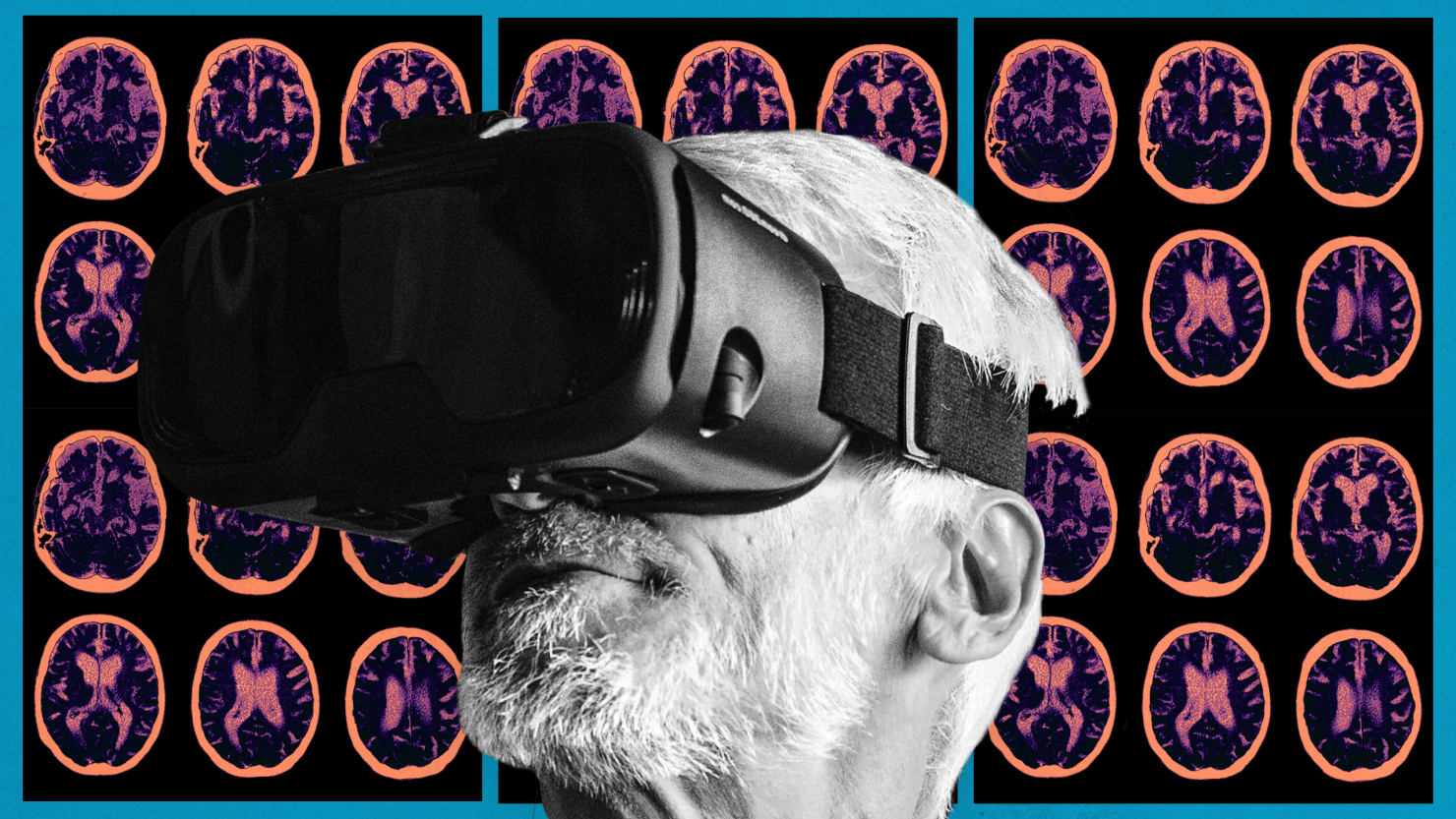 How Virtual Reality Can Help Fight Dementia