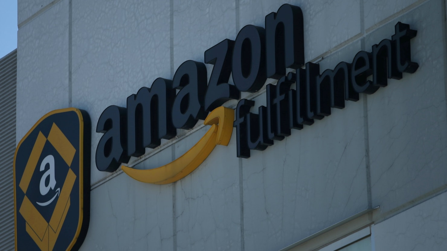 Two dead after Amazon Building Collapses
