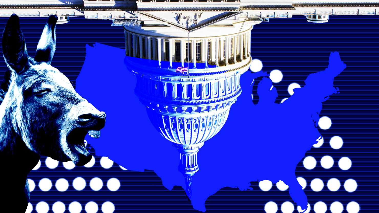 Democrats Take Control of House as 'Blue Wave' Wipes Out Republicans
