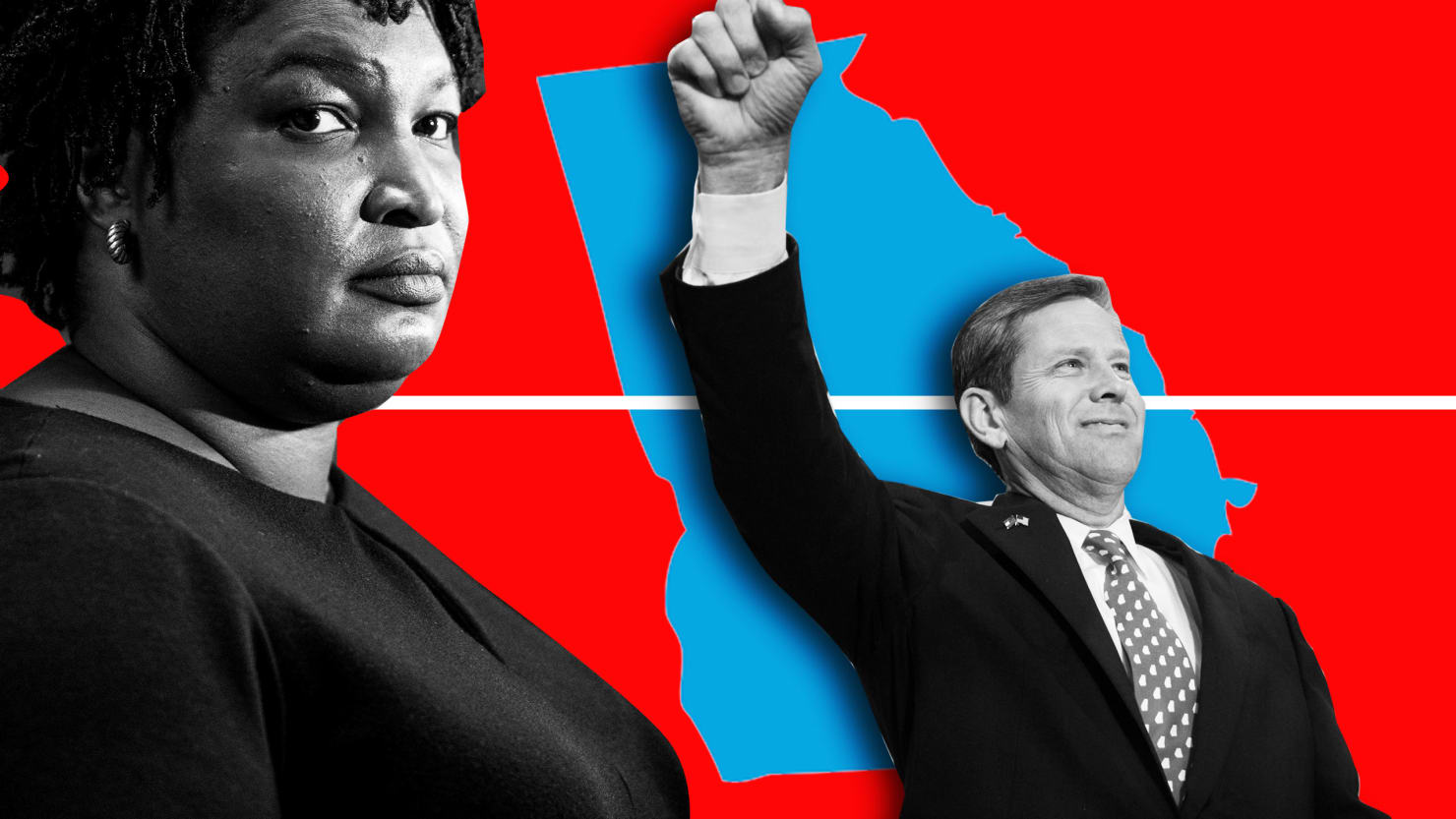stacey abrams on the verge of history refuses to give up