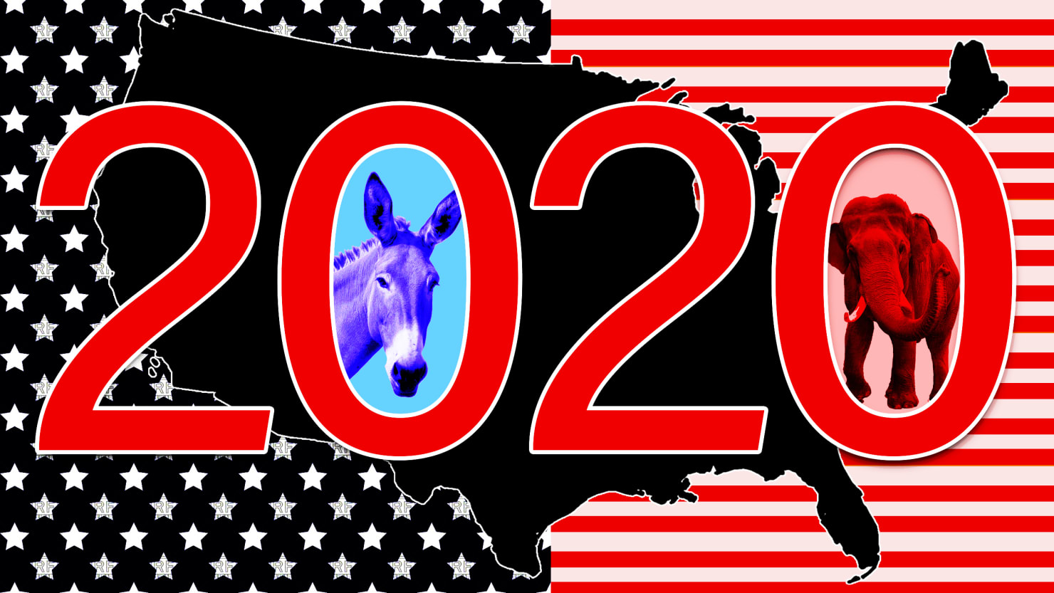 the democrats who stand a chance in 2020