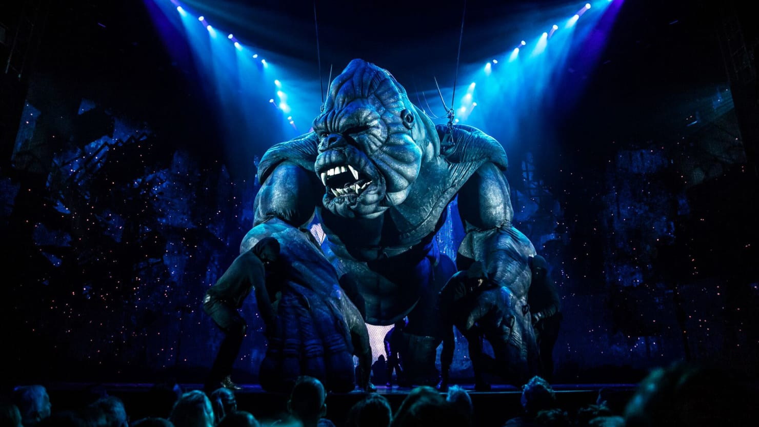 'King Kong' on Broadway: A Great Ape Deserves a Greater Story