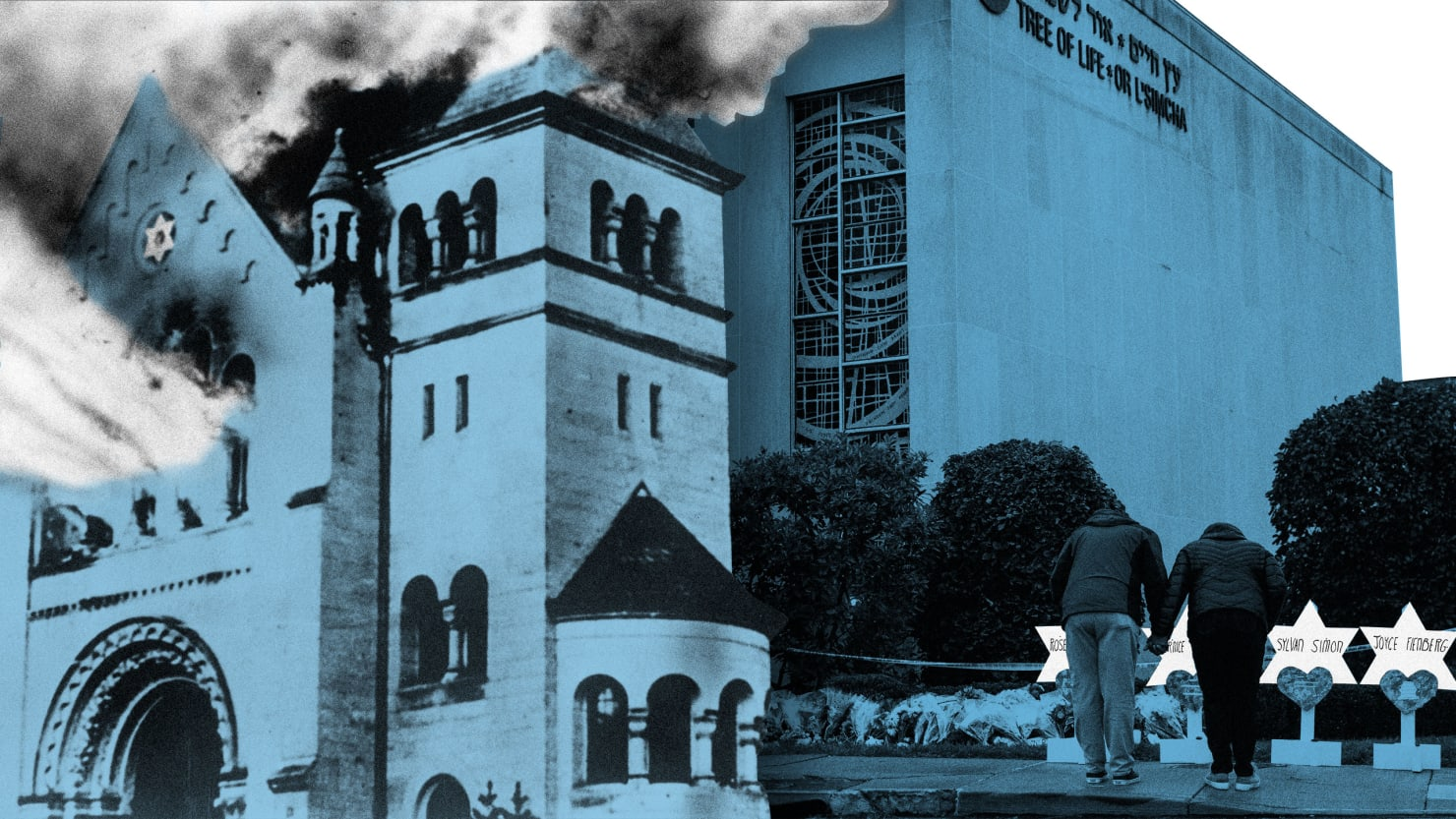 The Long Shadow of Kristallnacht Hangs Over the Pittsburgh Shootings
