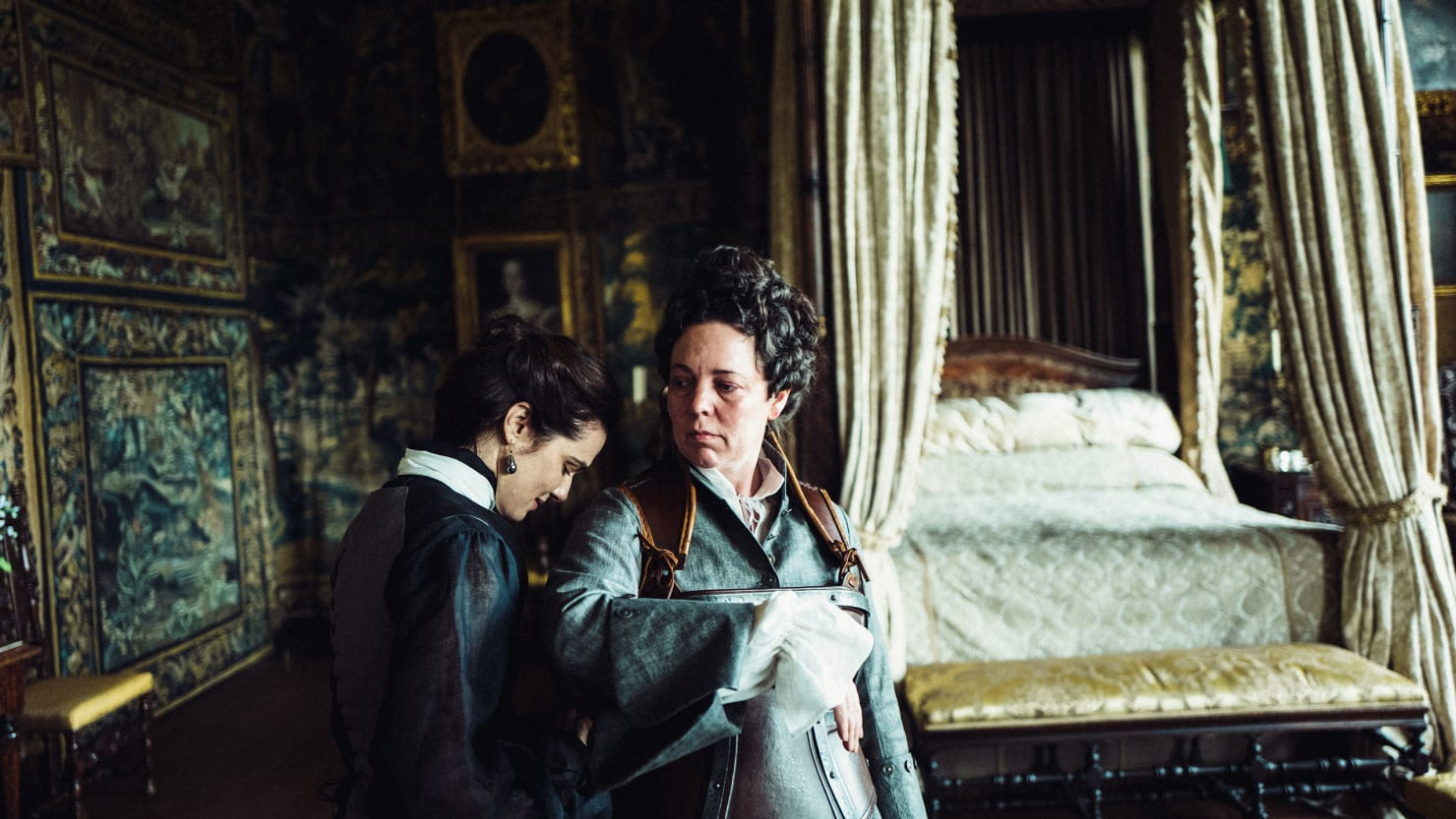 'The Favourite' Is The Craziest, Sexiest Royal Scandal Ever Filmed