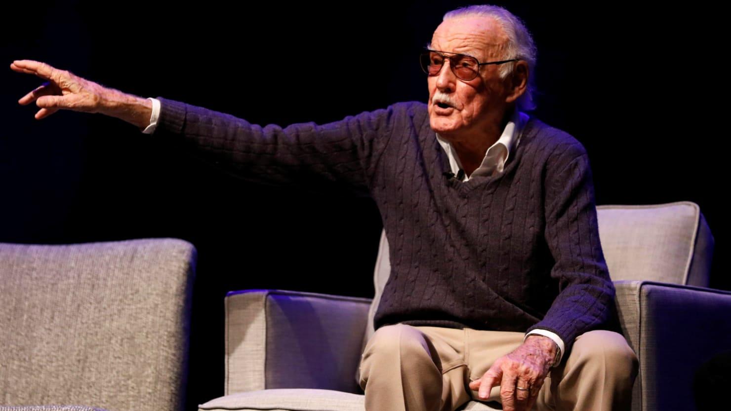 thedailybeast.com - Marvel Mogul Stan Lee Dies at 95: Report