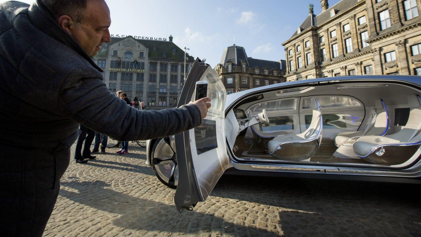 Autonomous Vehicles Could Lead to Rise in Car Sex: Study