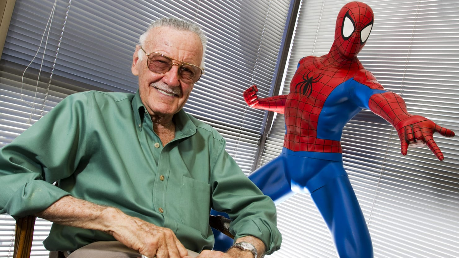 thedailybeast.com - Spencer Ackerman - RIP Stan Lee, The Man Who Sold the World