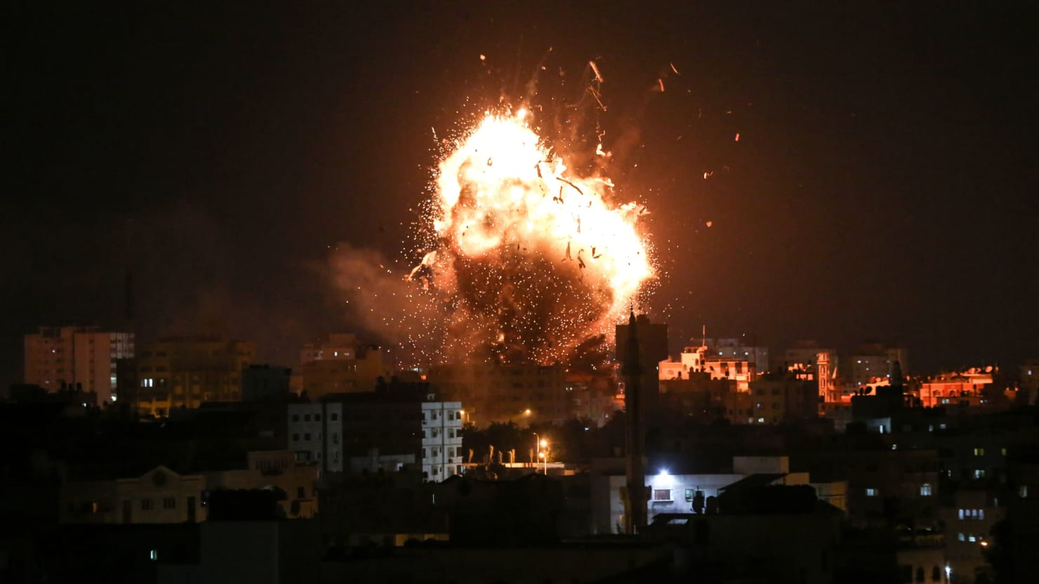 Israel, Hamas Trade 'Deadly Fire,' Leaving at Least 3 Dead: AP