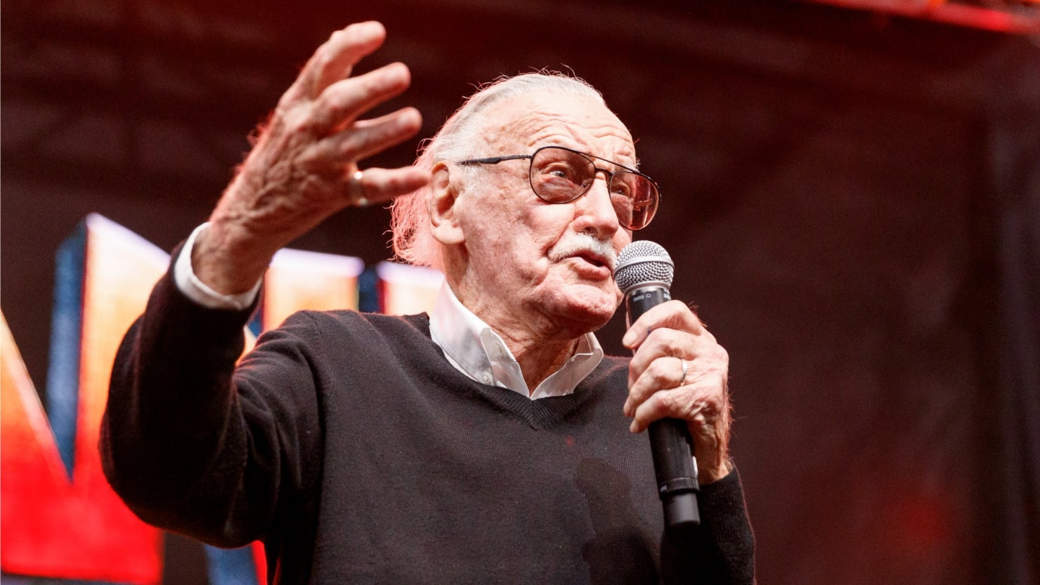 Stan Lee's Celeb 'Superheroes' Pay Tribute to Their Creator