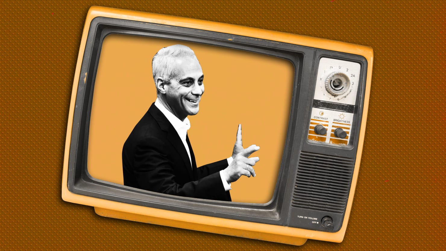 thedailybeast.com - Maxwell Tani - Rahm Emanuel Shops Around for TV Pundit Gig