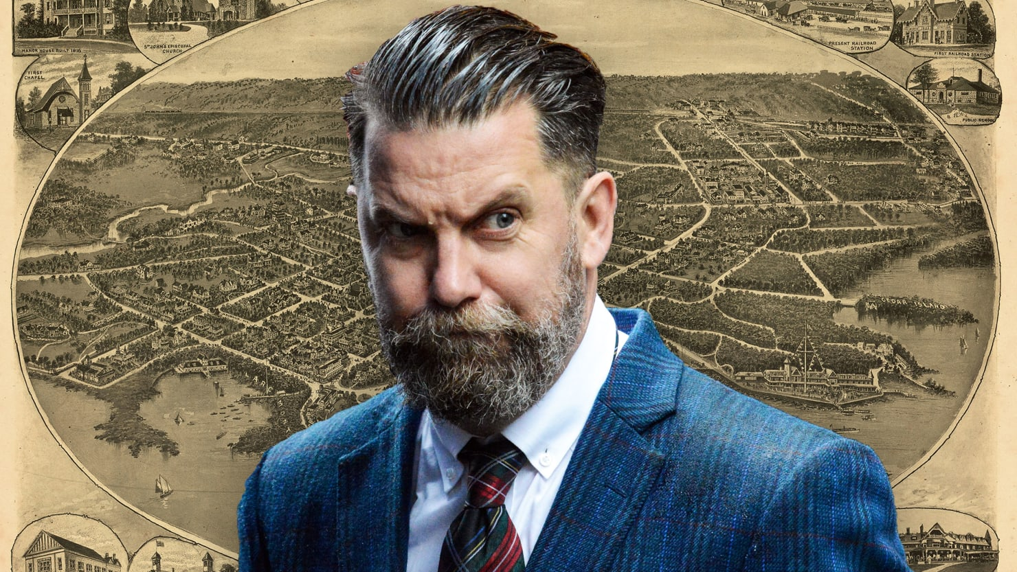 thedailybeast.com - Kelly Weill - Gavin McInnes Whines His Fellow Rich Neighbors Don't Like Him