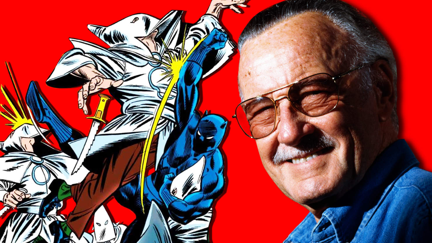 Stan Lee's Radical Fight Against Racists: 'The Only Way to Destroy Them Is to Expose Them'