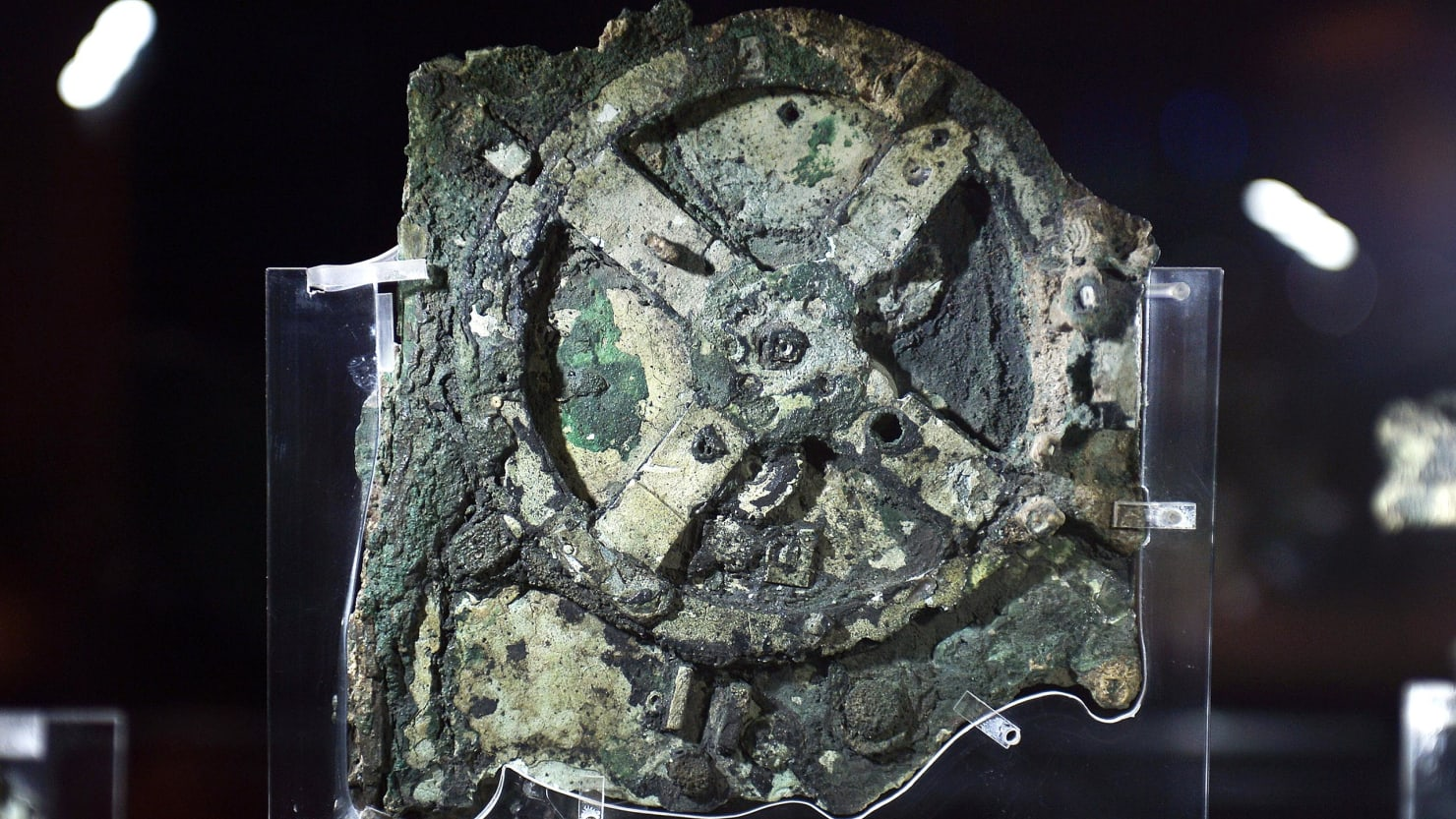 Has a Piece of the World's Oldest Computer Been Found?