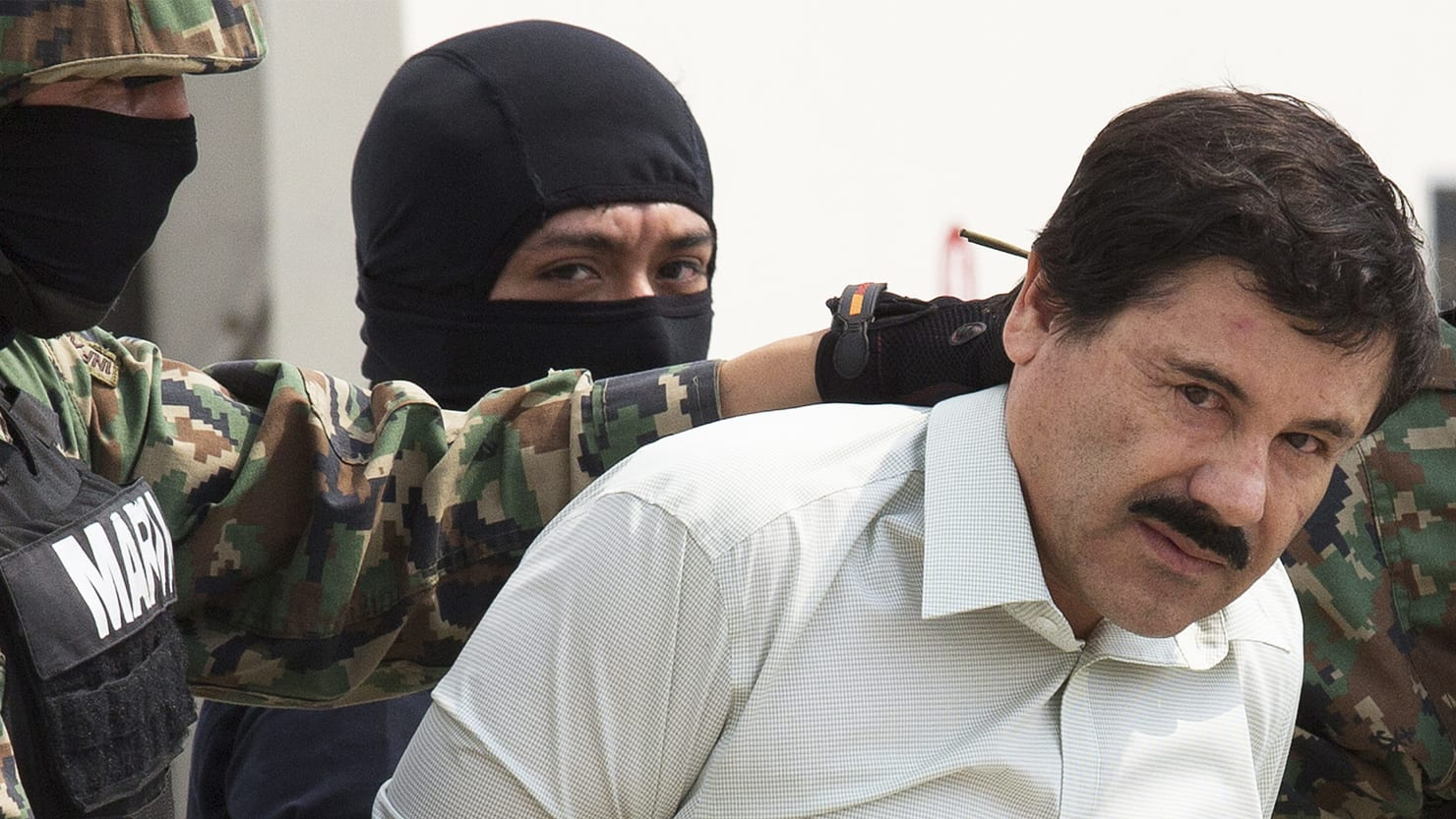 El Chapo trial: Mexican presidents accused of taking cartel bribes images