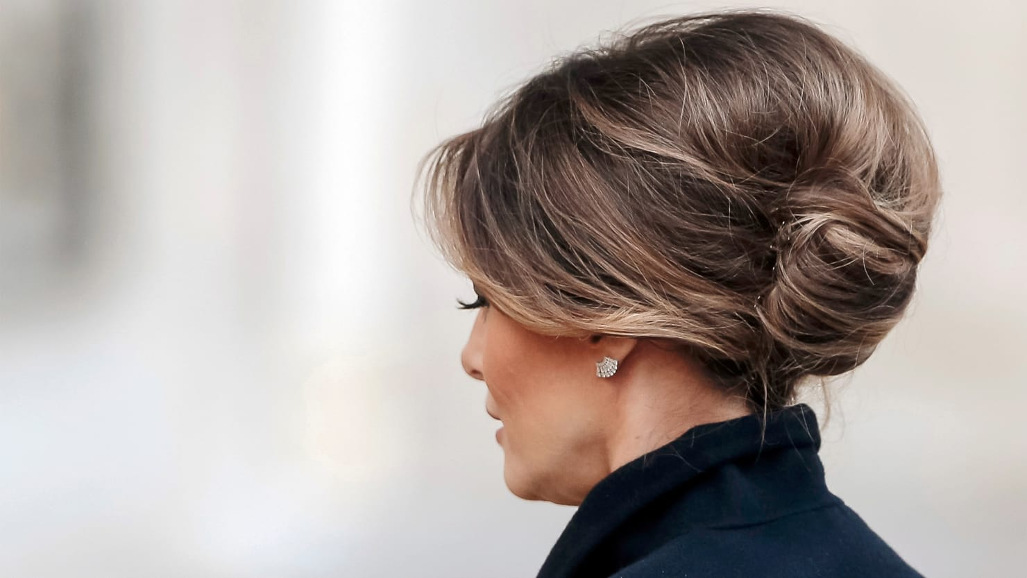 So Just What Was That Melania Power Play About?