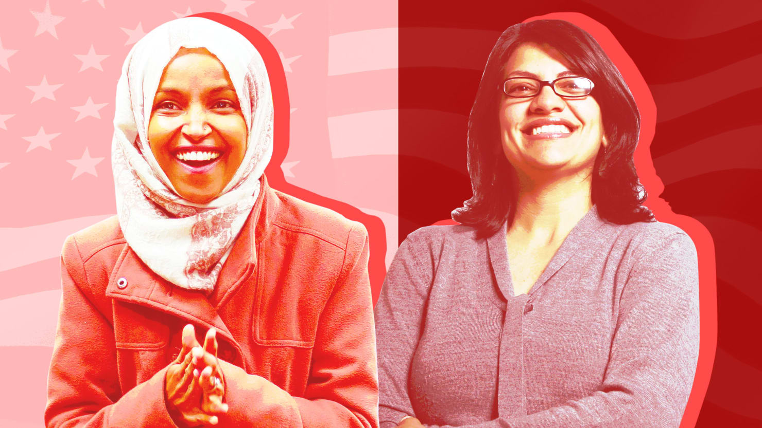 The Real Midterm Elections Wave Wasn't Blue—It Was Muslim