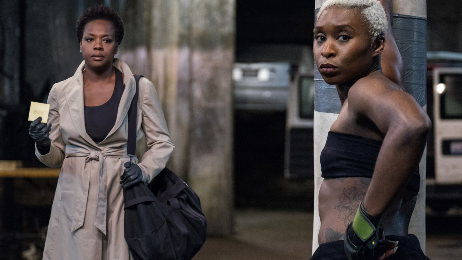'Widows' Should Be an Oscars Best Picture Front-Runner. So Why Isn't It?