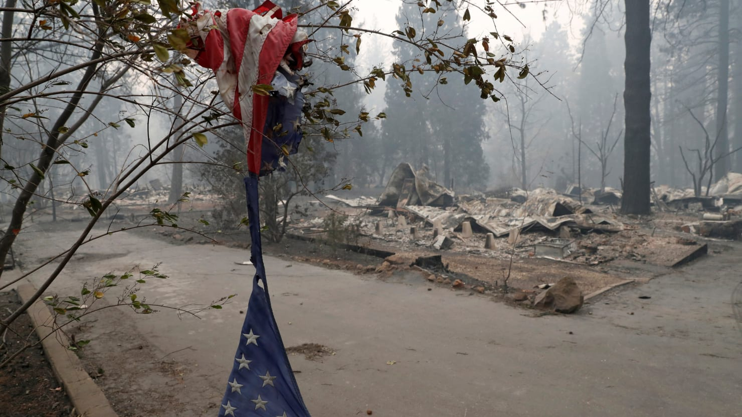 More than 1,000 missing in CA fires
