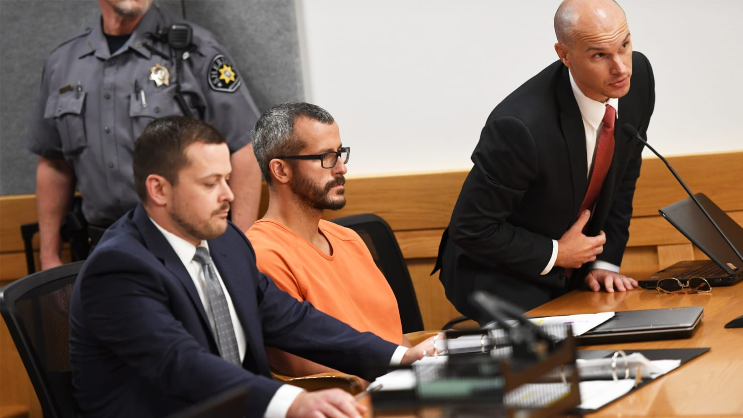 Denver Dad Chris Watts Gets Life in Prison as Attorneys Reveal Daughter Fought For Her Life