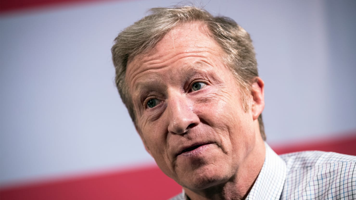 Billionaire Tom Steyer Takes Steps Towards a Possible 2020 Run