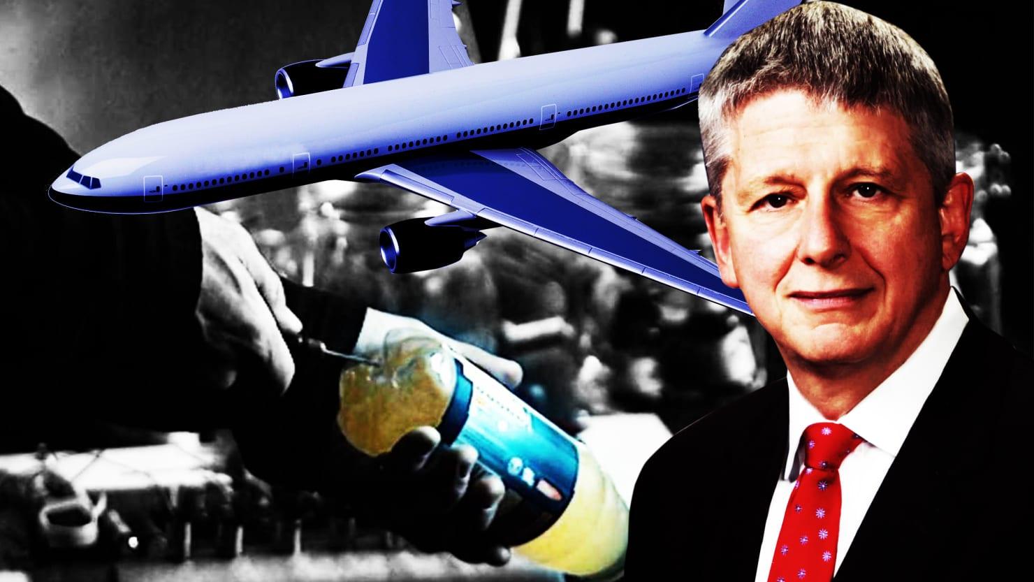How the CIA Helped Prevent the Next 9/11—And Why You Can't Bring Liquids Onto Planes