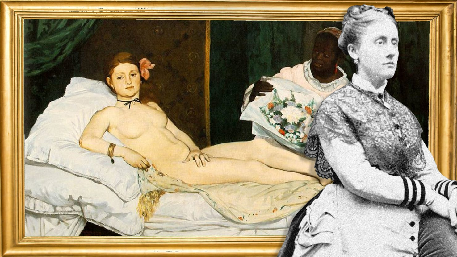 The Naked Truth About Manet's 'Olympia'