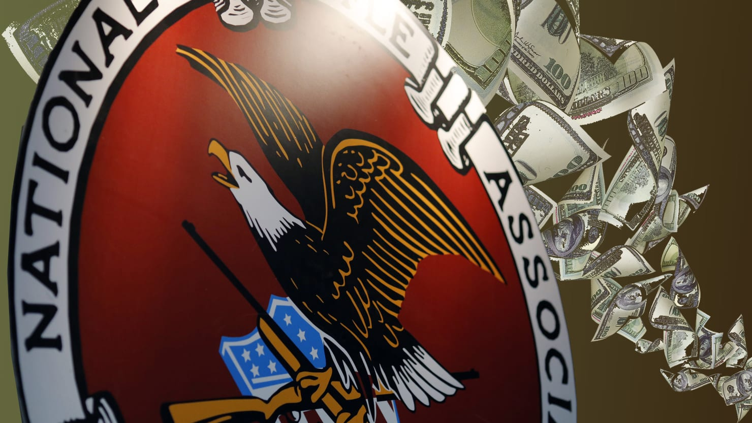 The NRA Just Reported Losing $55 Million In Income