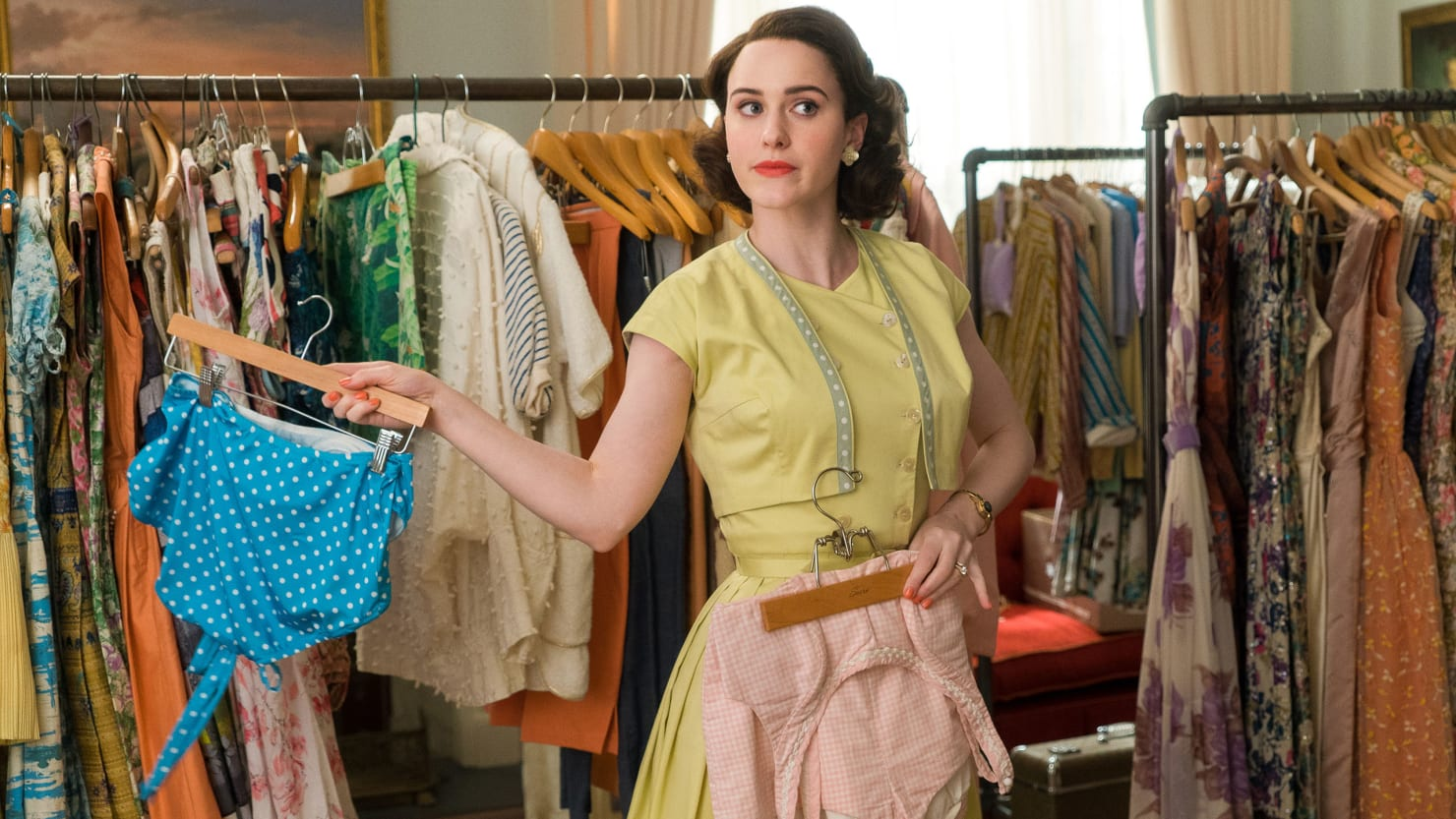 This Costume Designer Wants You To Look As Marvelous As Mrs Maisel