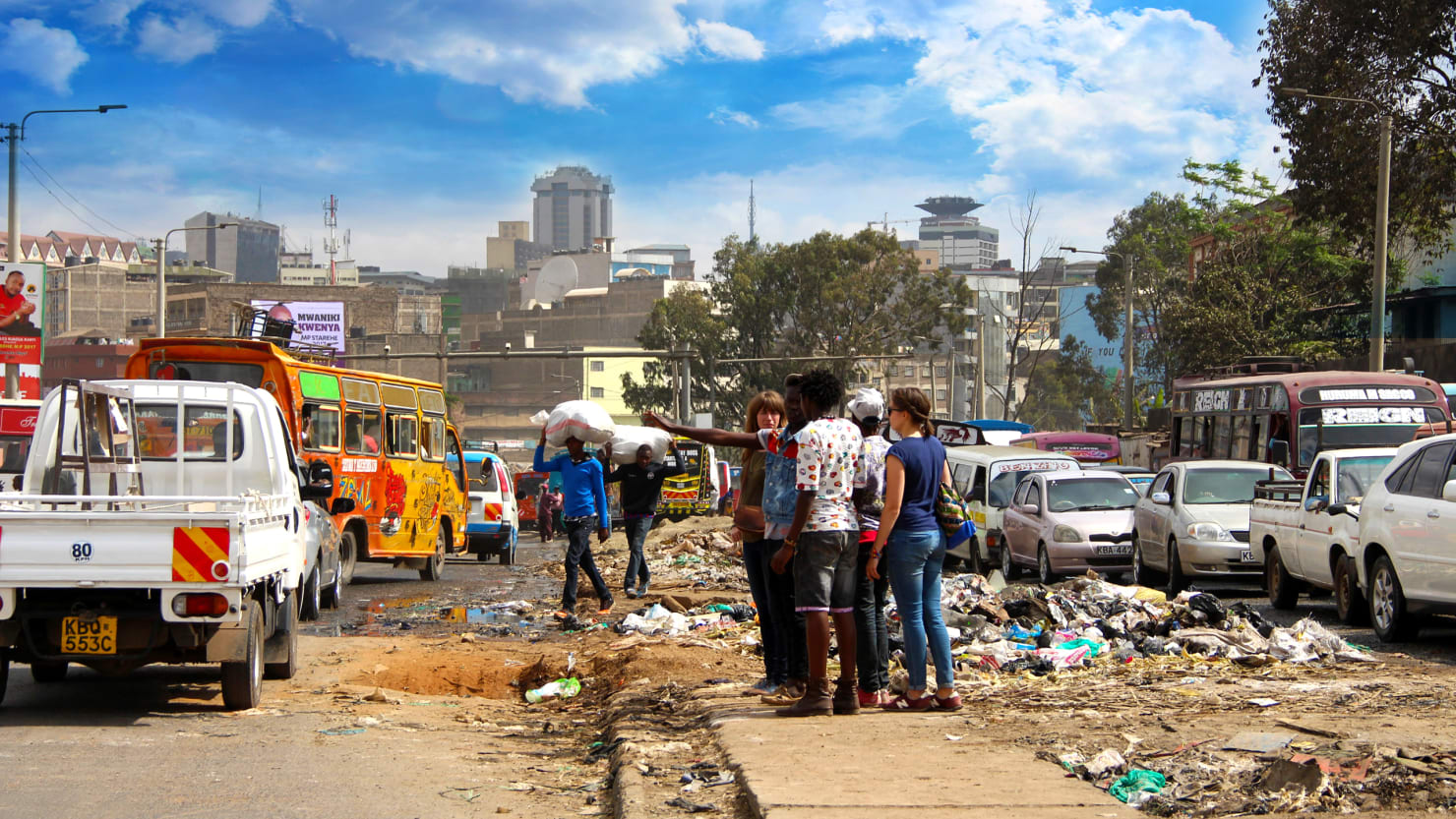 Inside Nairobi's Slum Tourism Boom
