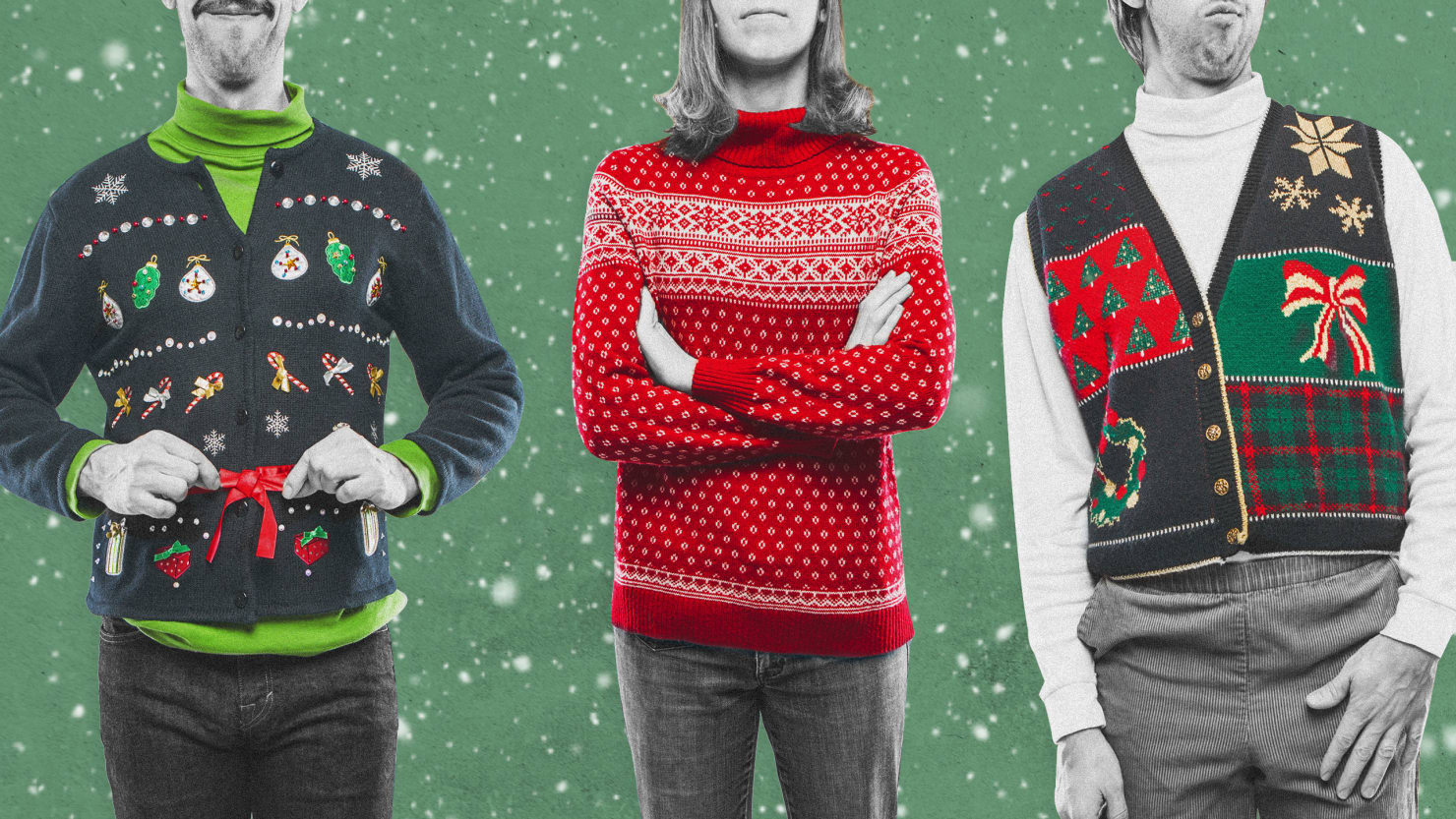 How The 'Ugly Christmas Sweater' Conquered America