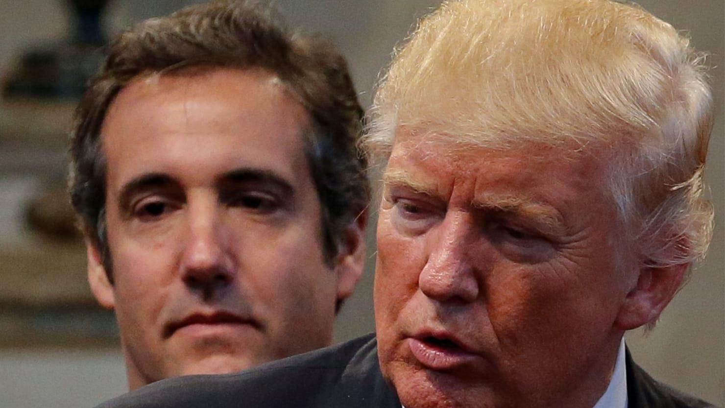Cohen: Trump knew i asked Kremlin for help