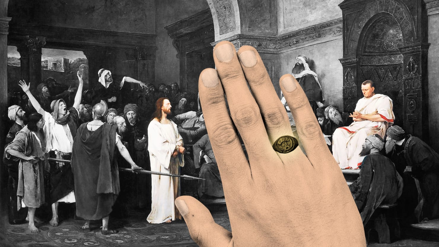 Did This Ring Belong to Pontius Pilate?